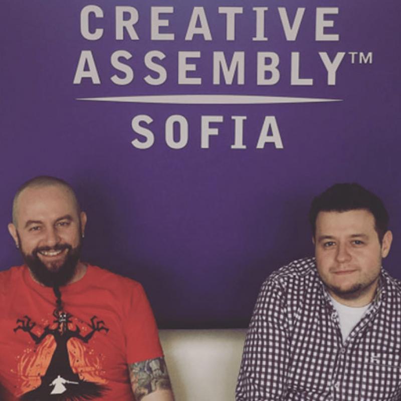 CA Sofia team